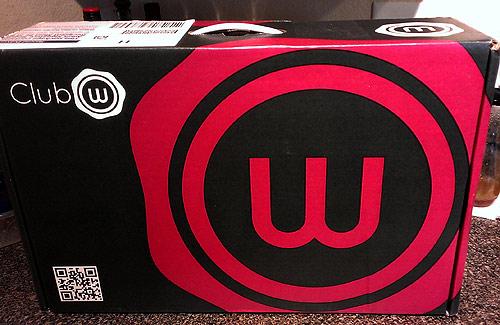Club W Wine Suitcase