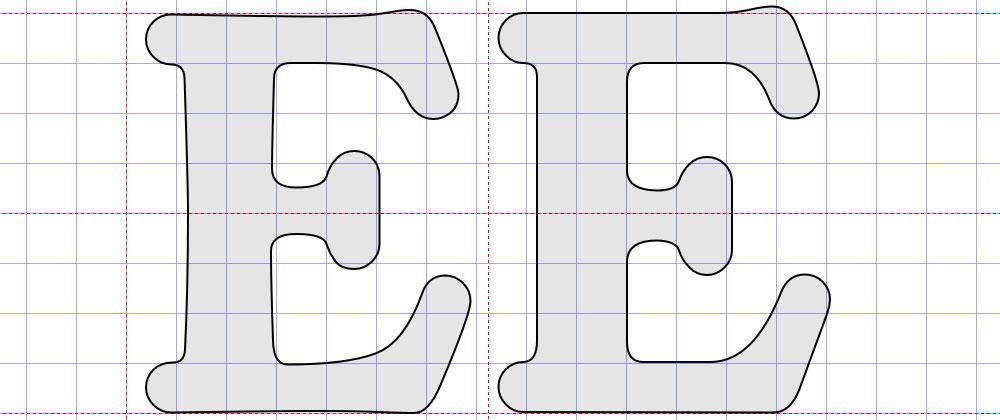 Sample letters E