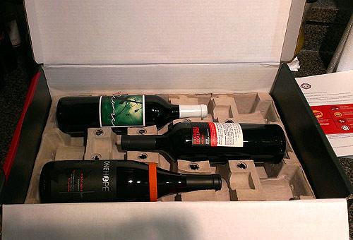 Club W Packaging