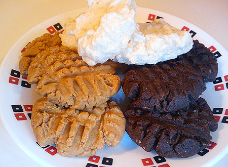 Miscellaneous cookies, miscellaneous quality.