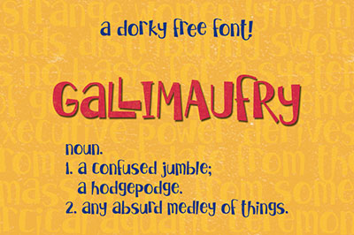 free-gallimaufry
