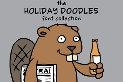 free-holidoodles