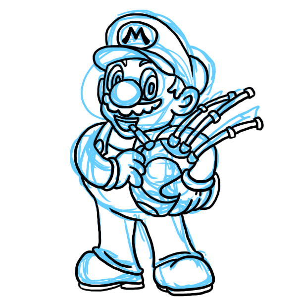 Mar. 10: Mario Day! Also, bagpipes.