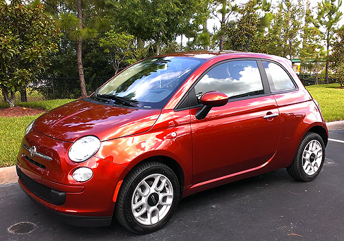 My Fiat 500