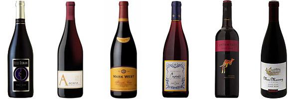 Pinot Noir wines