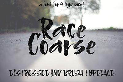 race-coarse