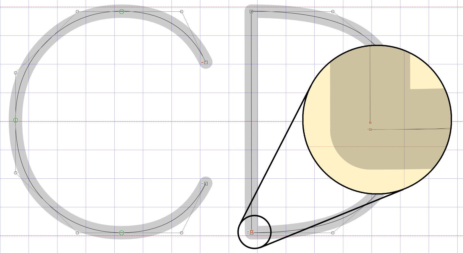 Single-Line Font Basics: Constructing New Letter