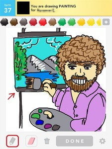 Painting - Draw Something