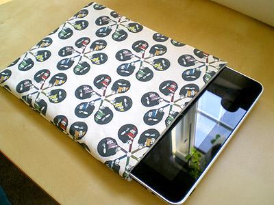 Easy gadget sleeve