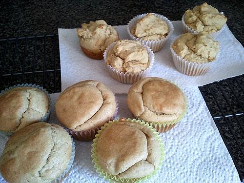 Gluten free cupcakes 1