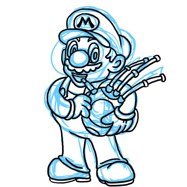 Mar. 10: Mario Day! Also, bagpipes.