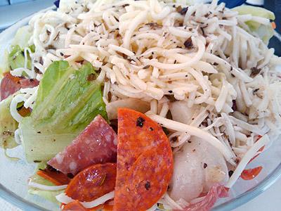 Family Greek restaurant salad dressing